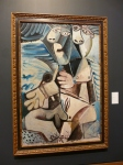Picasso - Etreinte